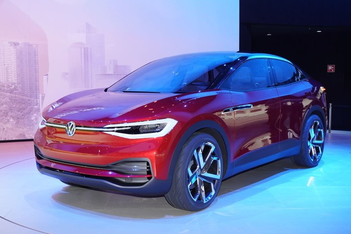 Електрокар_VW_2017